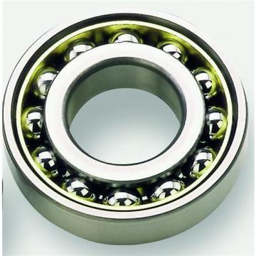 90 mm x 190 mm x 43 mm  SKF NJ 318 ECM Ball bearing